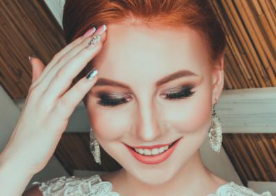 Maquillage Mariage et Oriental